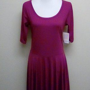 Large LuLaRoe Nicole Dress